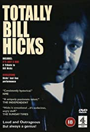 Totally Bill Hicks Poster