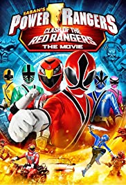 Power Rangers Samurai: Clash of the Red Rangers (Hindi)