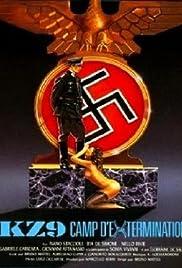KZ9 - Lager di sterminio(1977) Poster - Movie Forum, Cast, Reviews