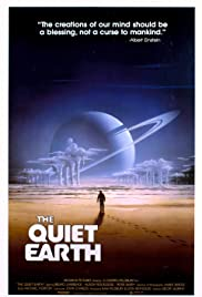 The Quiet Earth Poster