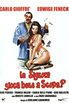 Image of La signora gioca bene a scopa?