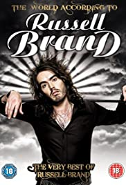 Russell Brand: The World According to Russell Brand Poster