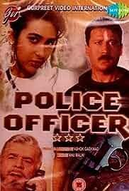 Police Officer Poster