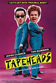 Tapeheads (1988) Poster - Movie Forum, Cast, Reviews
