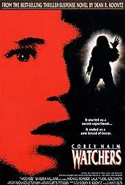 Watchers(1988) Poster - Movie Forum, Cast, Reviews