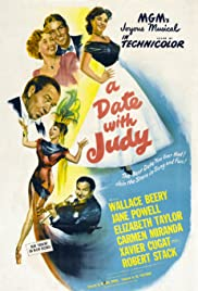 A Date with Judy Poster