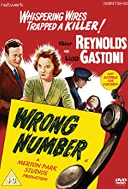 Wrong Number Poster