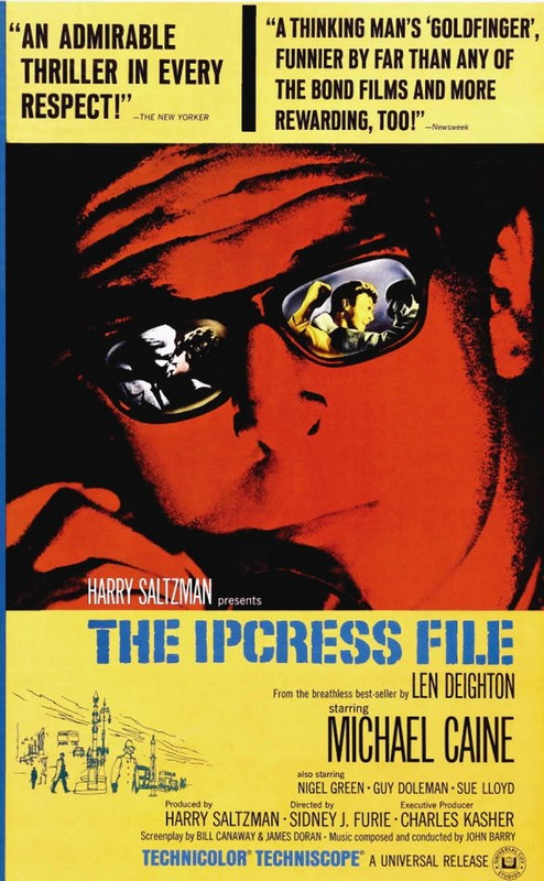 image The Ipcress File Watch Full Movie Free Online