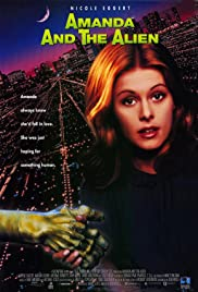 Amanda & the Alien (1995) Poster - Movie Forum, Cast, Reviews