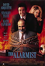The Alarmist (1997) Poster - Movie Forum, Cast, Reviews