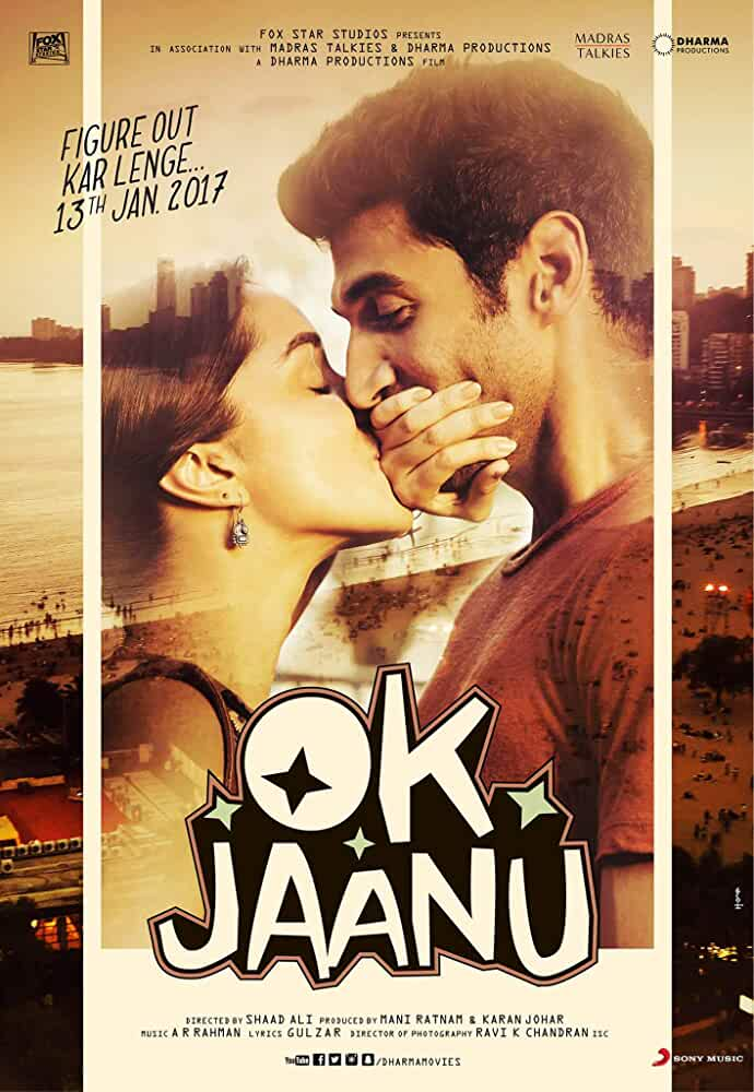 OK Jaanu (2017) Full Movie Download iN HD Avi 3Gp Mp4 Android Watch Online