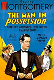 The Man in Possession Poster