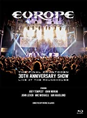 Europe, The Final Countdown 30th Anniversary Show: Live At The Roundhouse (2017)