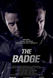 The Badge Poster