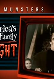 The Munsters: America's First Family of Fright Poster