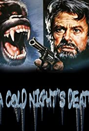 A Cold Night's Death (1973) Poster - Movie Forum, Cast, Reviews