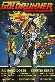Goldrunner Poster