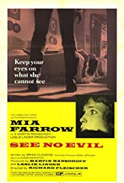 See No Evil (1971) Poster - Movie Forum, Cast, Reviews