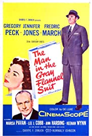 The Man in the Gray Flannel Suit (1956) Poster - Movie Forum, Cast, Reviews