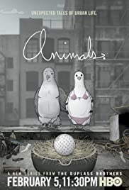 Animals. Poster - TV Show Forum, Cast, Reviews