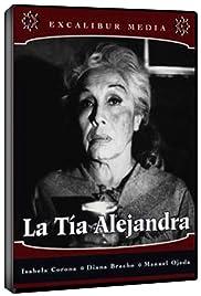 La tía Alejandra Poster