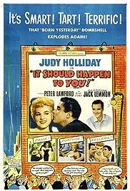 It Should Happen to You(1954) Poster - Movie Forum, Cast, Reviews