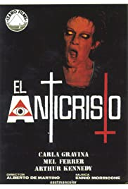 The Antichrist(1974) Poster - Movie Forum, Cast, Reviews