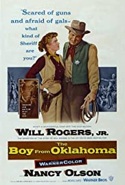 The Boy from Oklahoma (1954) Poster - Movie Forum, Cast, Reviews