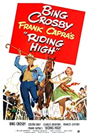 Riding High (1950) Poster - Movie Forum, Cast, Reviews