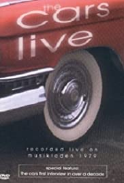 The Cars: Live Poster
