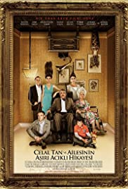 The Extreme Tragic Story of Celal Tan and His Family Poster