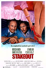 Stakeout (1987) Poster - Movie Forum, Cast, Reviews
