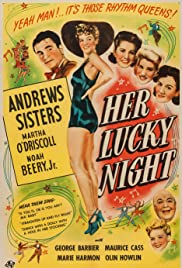 Her Lucky Night Poster