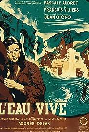 L'eau vive Poster