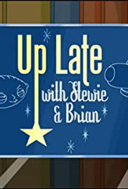 Family Guy: Up Late with Stewie & Brian Poster