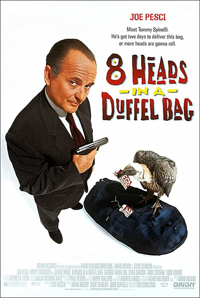 8 Heads In A Duffel Bag 1997 Hindi Dual Audio 720p WEB-DL full movie watch online freee download at movies365.ws