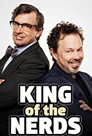 King of the Nerds Poster - TV Show Forum, Cast, Reviews