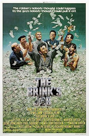 The Brink's Job poster
