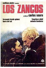 Los zancos Poster