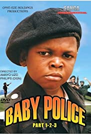 Baby Police Poster