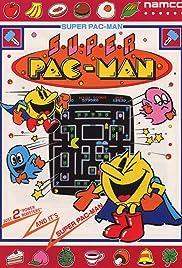 Super Pac-Man Poster