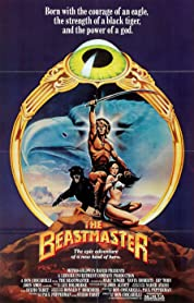 The Beastmaster poster