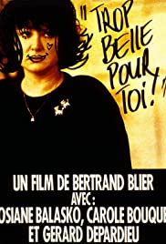 Too Beautiful for You(1989) Poster - Movie Forum, Cast, Reviews