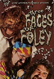 Three Faces of Foley Poster