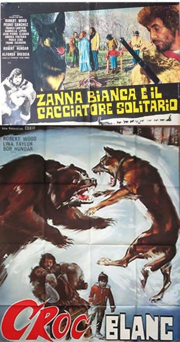 Zanna bianca e il cacciatore solitario, cast e trama film ...