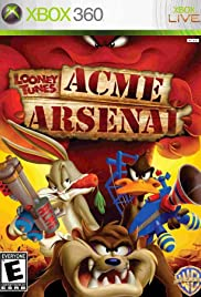 Looney Tunes: Acme Arsenal Poster