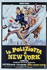 La poliziotta a New York Poster