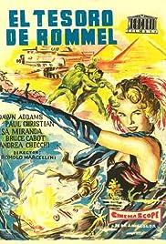 Rommel's Treasure Poster
