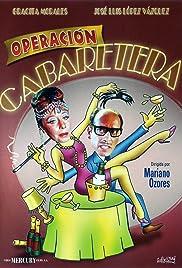 Operación cabaretera Poster