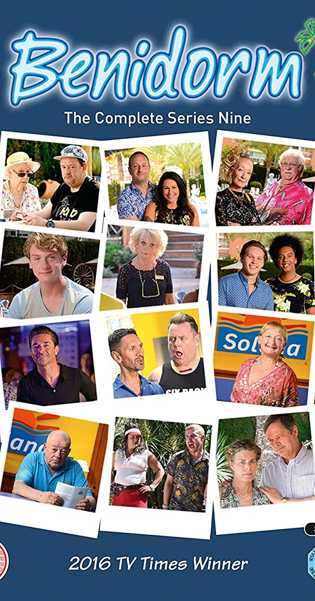 Benidorm cast and fans celebrate 10th anniversary ahead of ...
